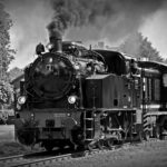 Go to the Carbondale Depot Museum to learn about Carbondale's railroad history.
